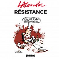 Résistance de Lacombe - Couverture