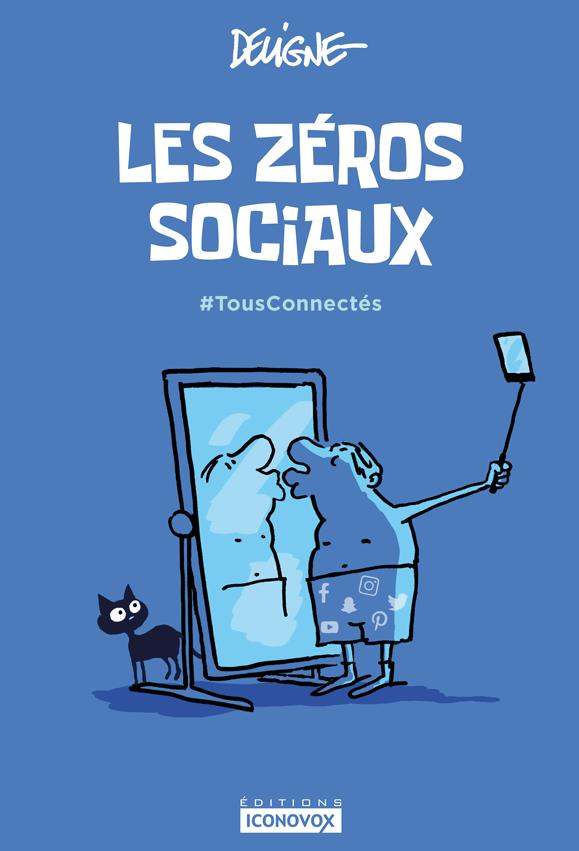 Les zéros sociaux #TousConnectés - Couverture